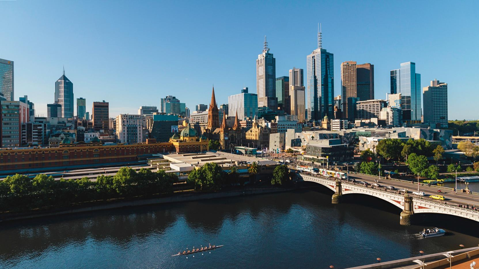 melbourne Business Industries